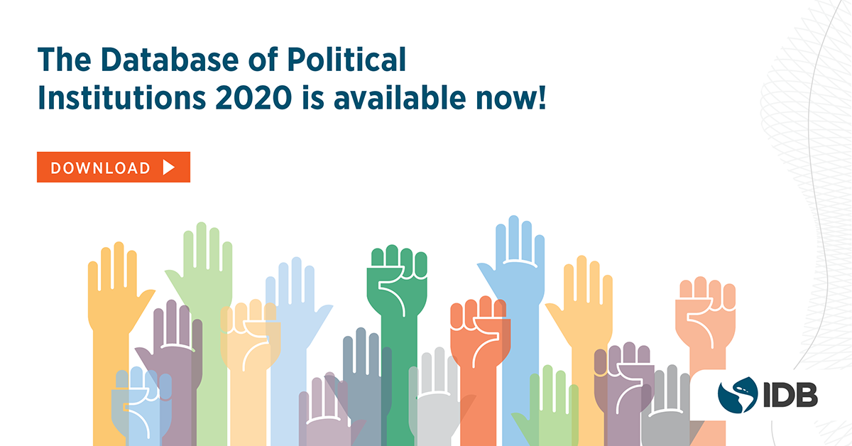 The Database of Political Institutions 2020