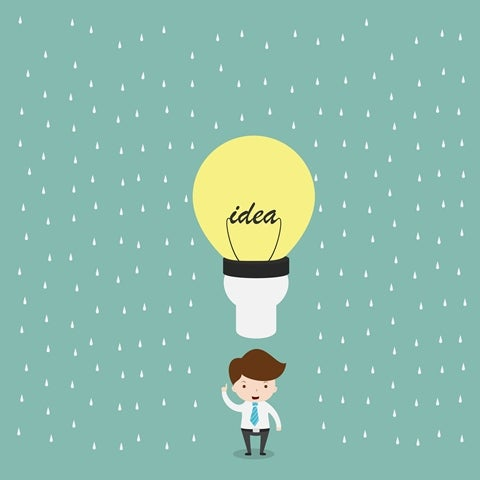 Ante falta de agua, lluvia de ideas.