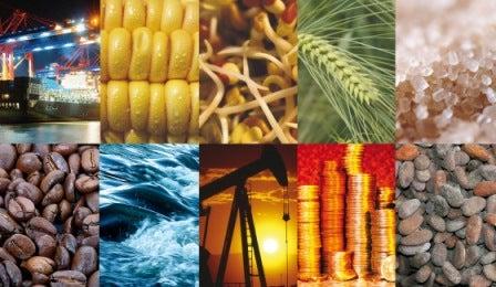 Precios de los productos básicos – Más de 100 años de auges y depresiones