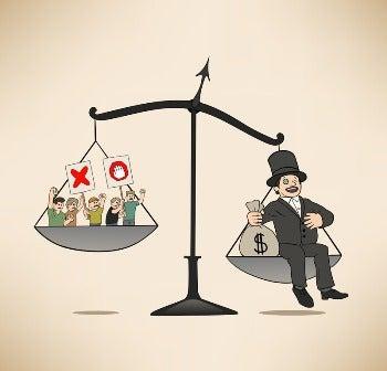 ¿Qué pasa con la desigualdad en España durante la crisis?