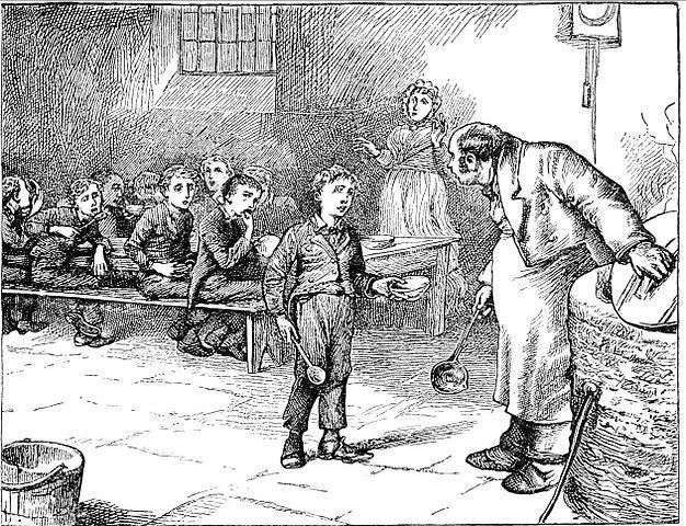 De Oliver Twist a Harry Potter: la historia de los derechos del niño