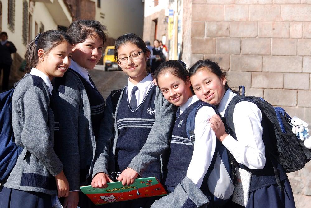 Cuando la educación peruana consigue recompensas
