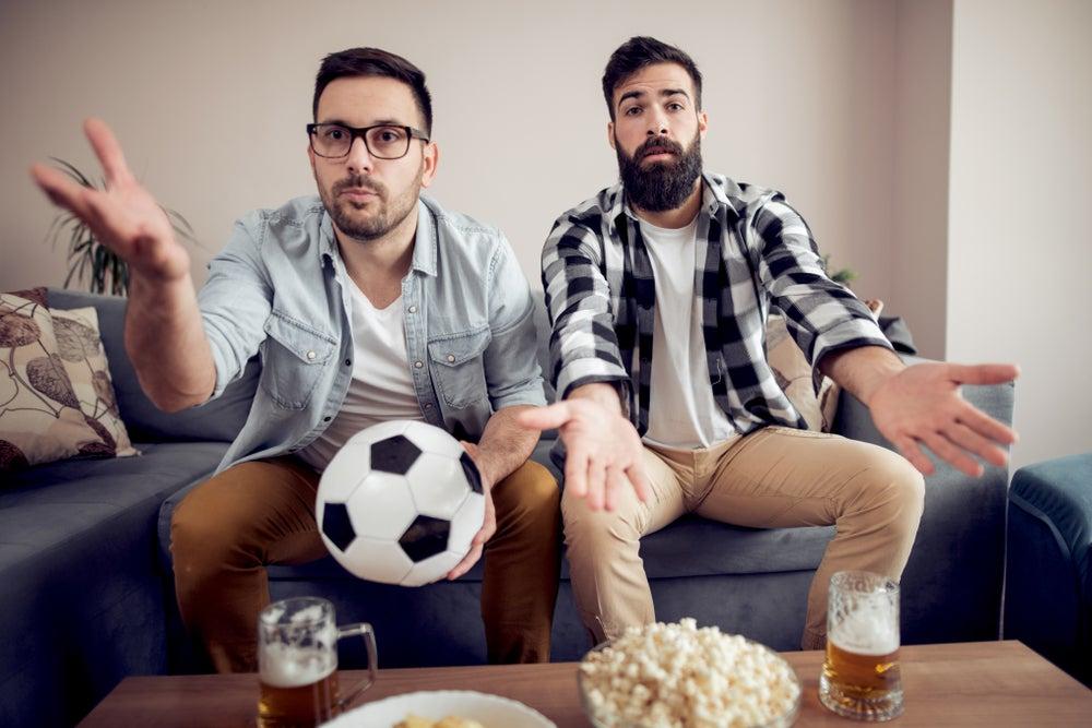 Una región de superestrellas de fútbol no hace suficiente ejercicio