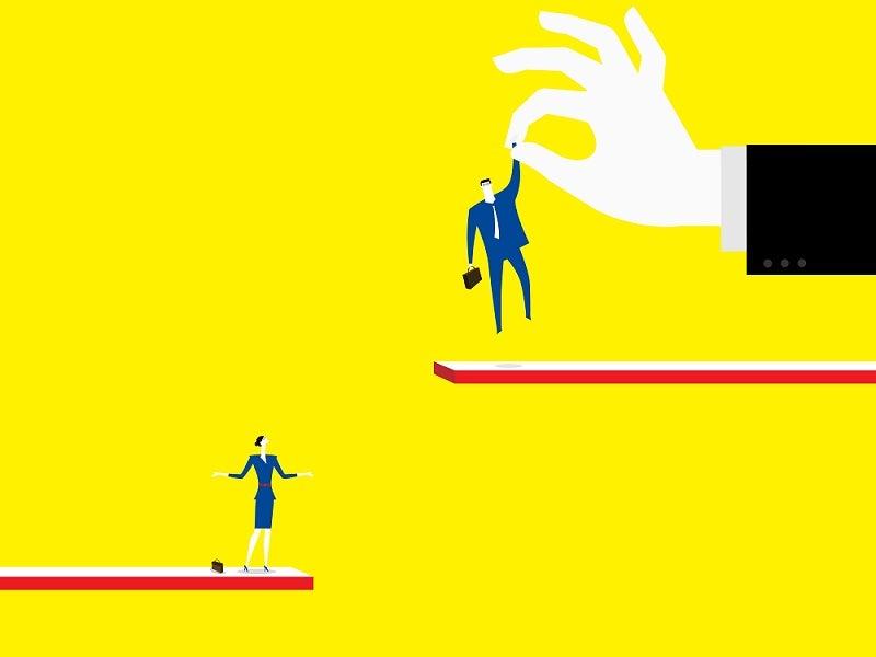 Observaciones del comportamiento pueden crear un lugar de trabajo más equitativo.