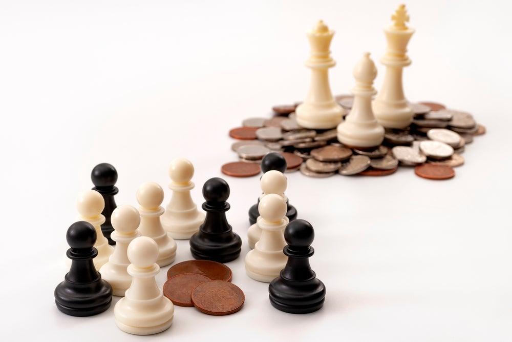 En muchos países, el sesgo en la representación política ha dado lugar a una situación en la que la desigualdad está arraigada en el sistema.