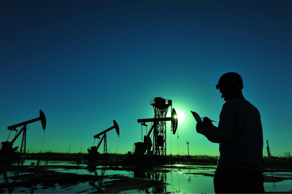 Petróleo precio negativo América Latina Caribe Brent WTI
