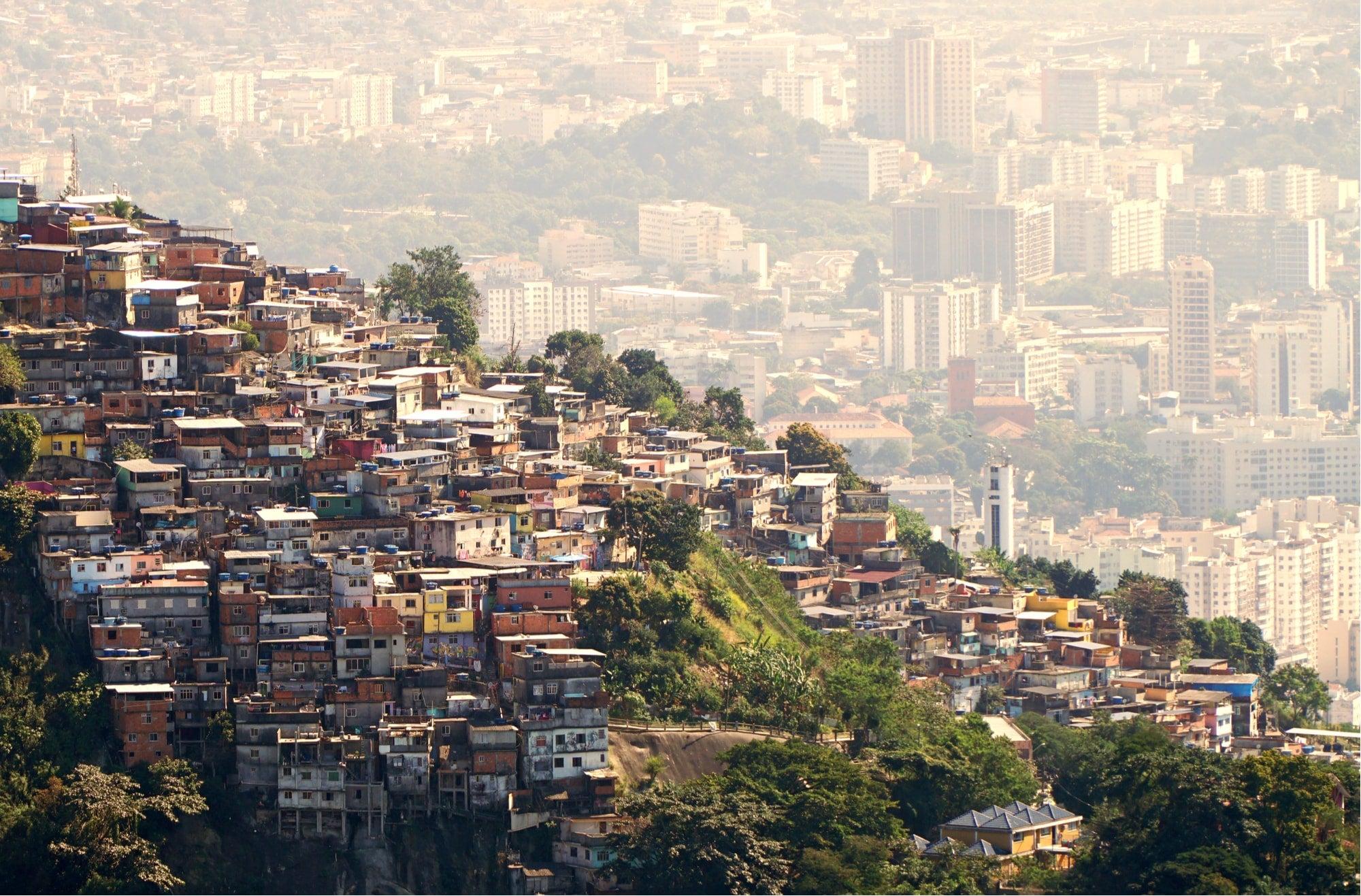 Pobreza desigualdad enfermedad América Latina Caribe COVID-19 coronavirus
