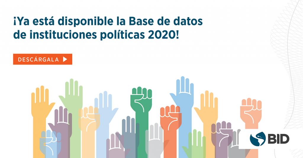 Base de datos de instituciones poliiticas 2020