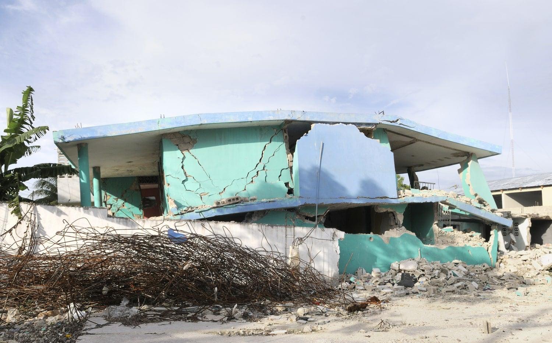 Estimación del posible impacto económico del terremoto de Haití de 2021