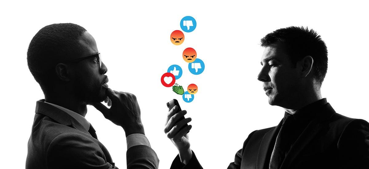 El impacto de las redes sociales en la confianza