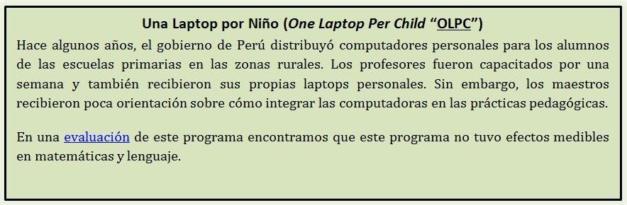 PERU OLPC
