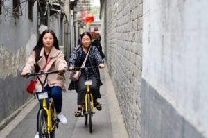 Las bicicletas sin puntos fijos de recogida podrían resolver muchos problemas en América Latina si se regulan de forma adecuada