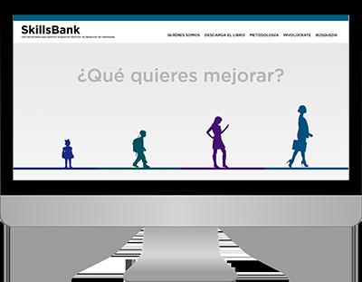 políticas de educación SkillsBank