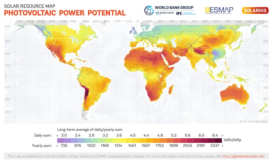 la promesa de nuevas células solares para América Latina