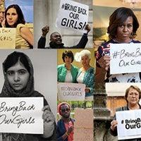 Hashtag activism: #BringBackOurGirls