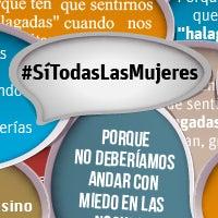 La violencia del día a día #SíTodasLasMujeres #YesAllWomen