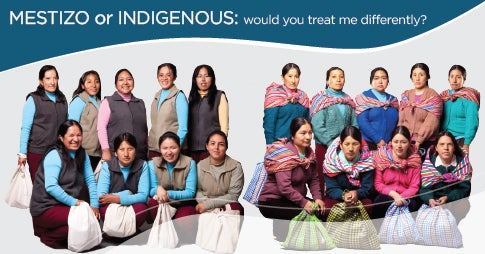 Mestizo or indigenous: would you treat me differently?