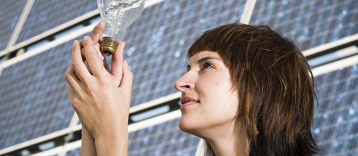 No women in renewable energy? Look again