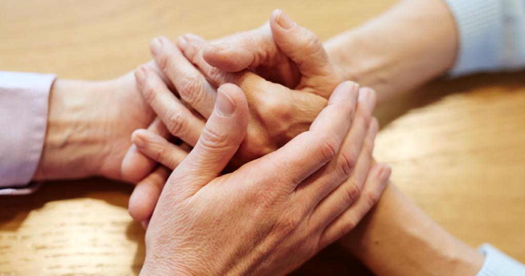 Cuidar a otros… ¿Cosa de mujeres?