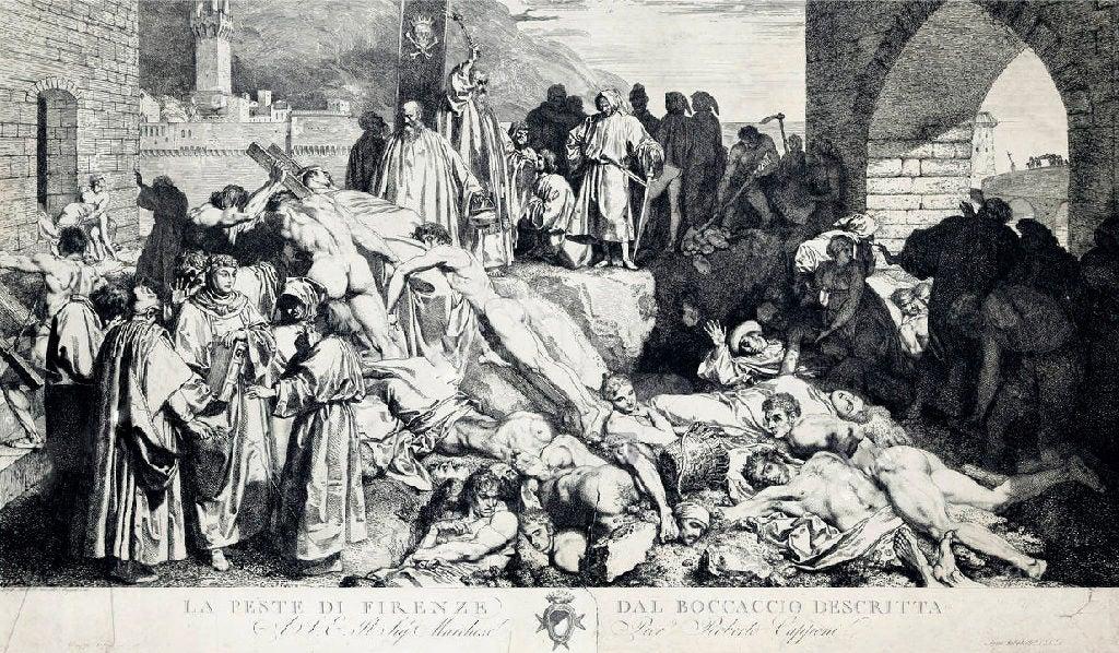 Bocaccio y el COVID-19: la discapacidad en los días de la peste