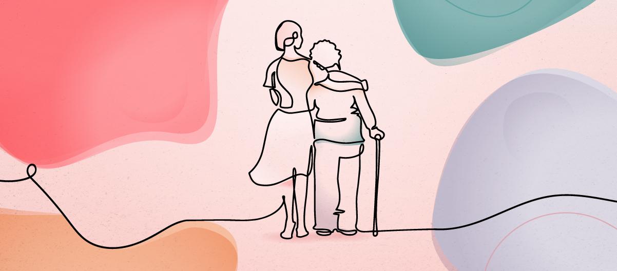 cuidadoras y envejecimiento