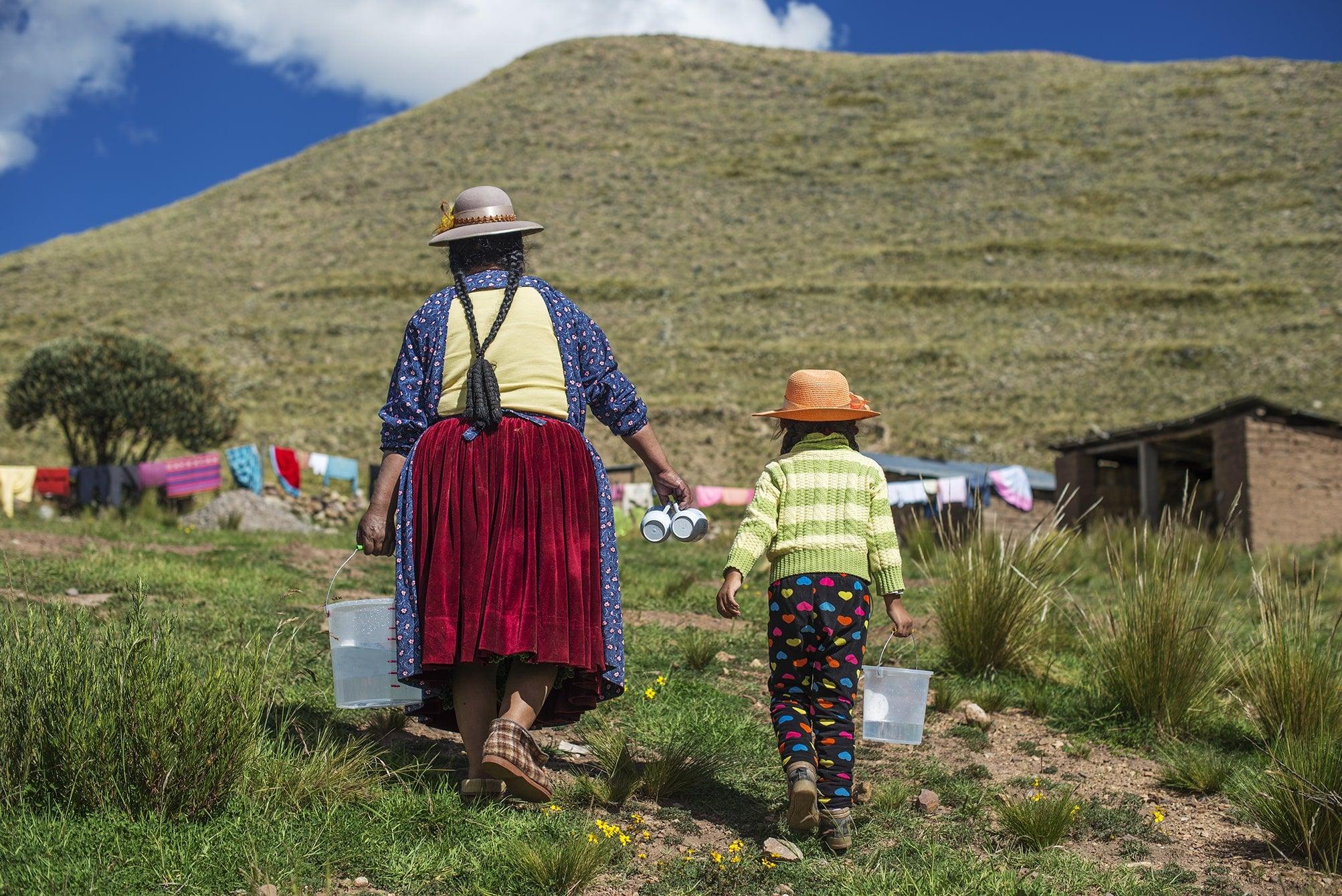 diversidad de cultura de pueblos indígenas