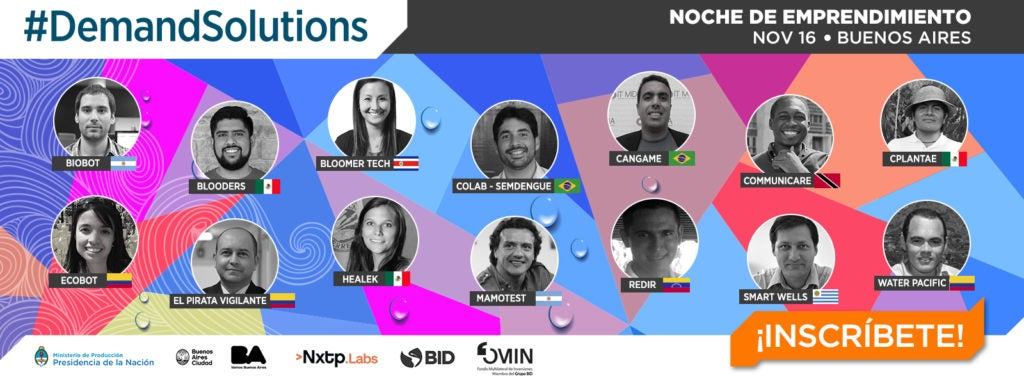 Estas son las 14 startups más disruptivas de la región en materia de salud, agua y saneamiento
