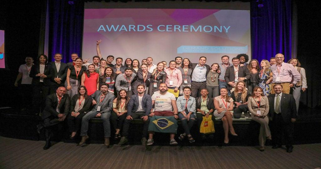 Emprendimiento ecuatoriano ganador de Demand Solutions Miami