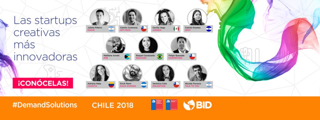 11 startups creativas de América Latina y el Caribe para el mundo
