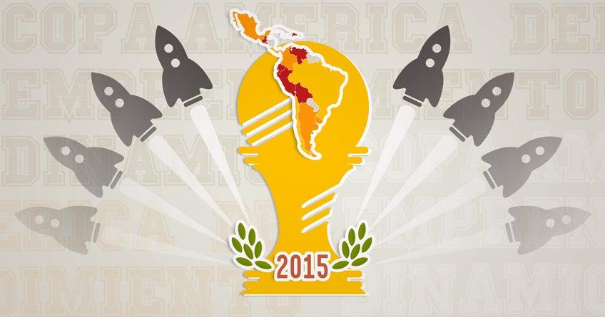 ¿Quiénes ganan la Copa América del emprendimiento dinámico?