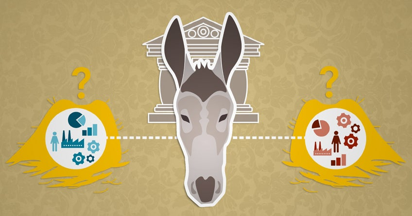 ¿Quién quiere ser como el Asno de Buridán? Políticas de innovación y selectividad estratégica