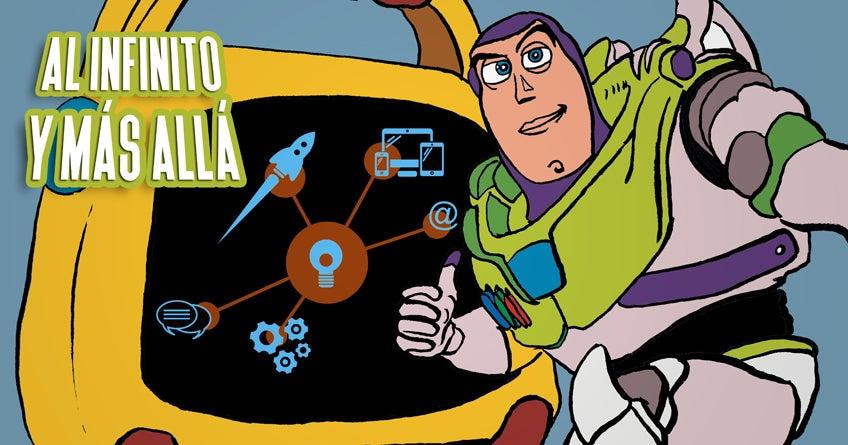 Buzz Lightyear y su mindset para la innovación