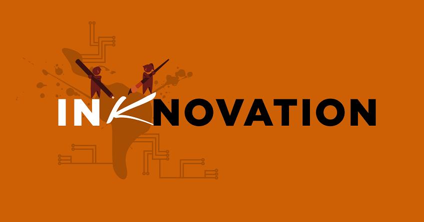 INKNOVATION: Un concurso de ilustraciones sobre historias de innovación