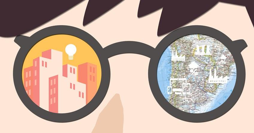 Ecosistemas de emprendimiento: ¿una mirada nacional o de ciudades?