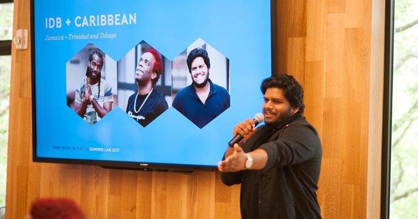 ¿Qué aprendieron tres músicos caribeños de un laboratorio para desarrollar aplicaciones usando blockchain?