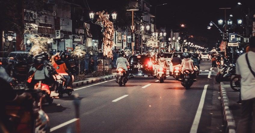 Creatividad y tecnología para mejorar la seguridad vial de motociclistas