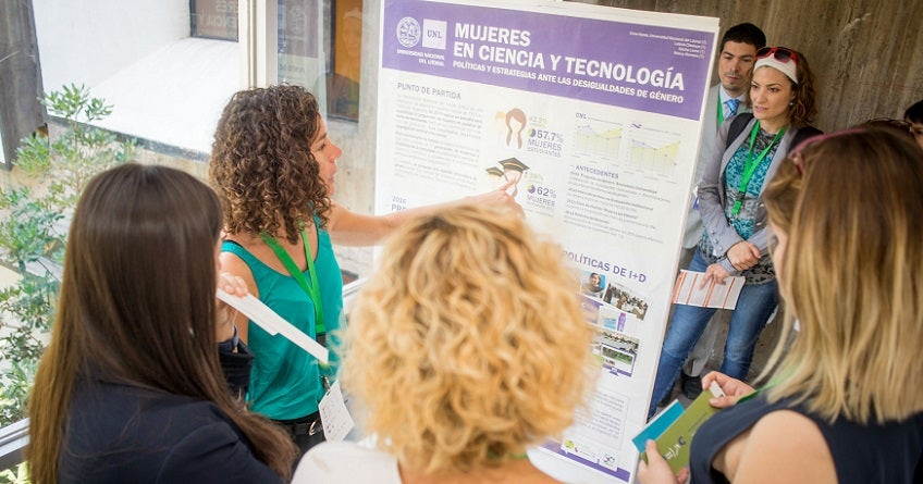¿Por qué impulsar políticas de ciencia y tecnología con perspectiva de género?