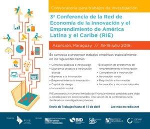 investigacion sobre innovación america latina
