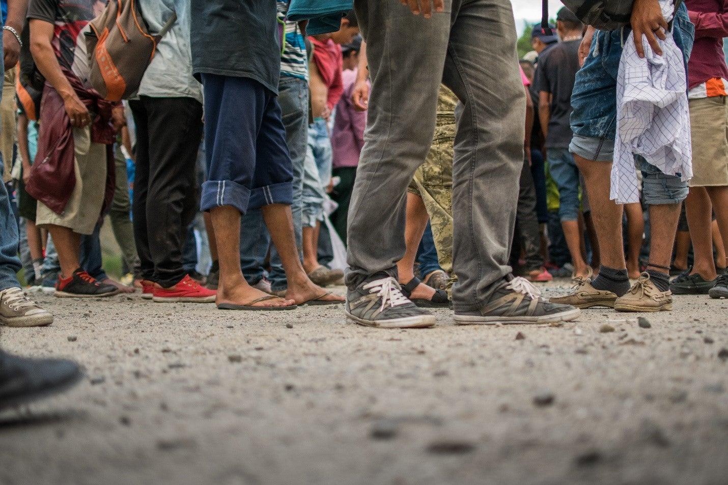 innovación migrantes venezolanos