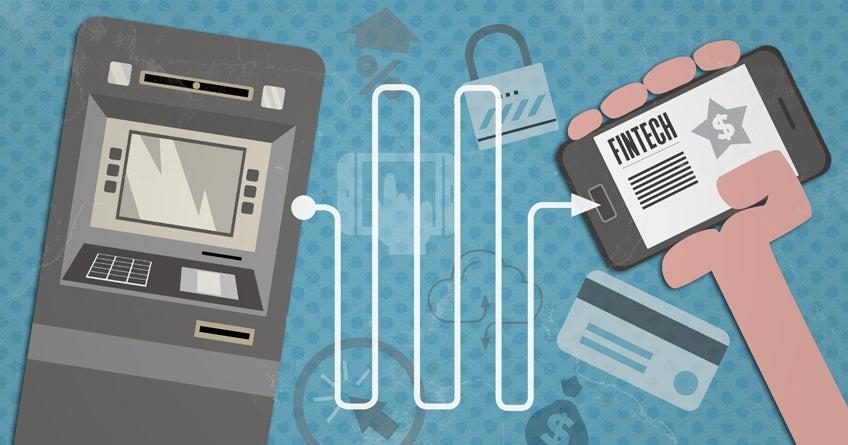 Fintech e innovación financiera: décadas después del cajero automático