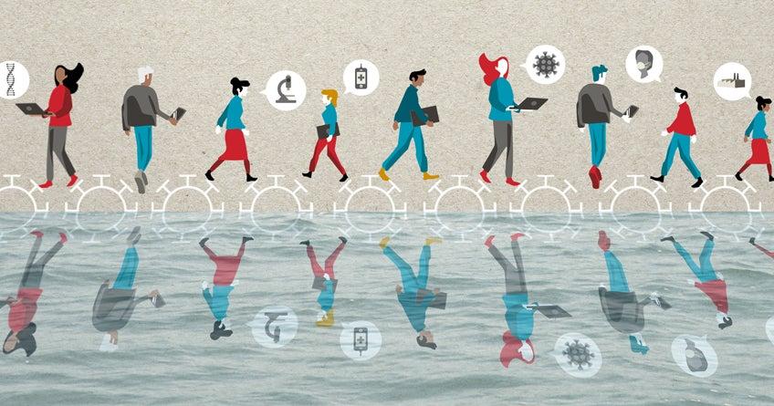 startups y empresas jóvenes ante el covid-19