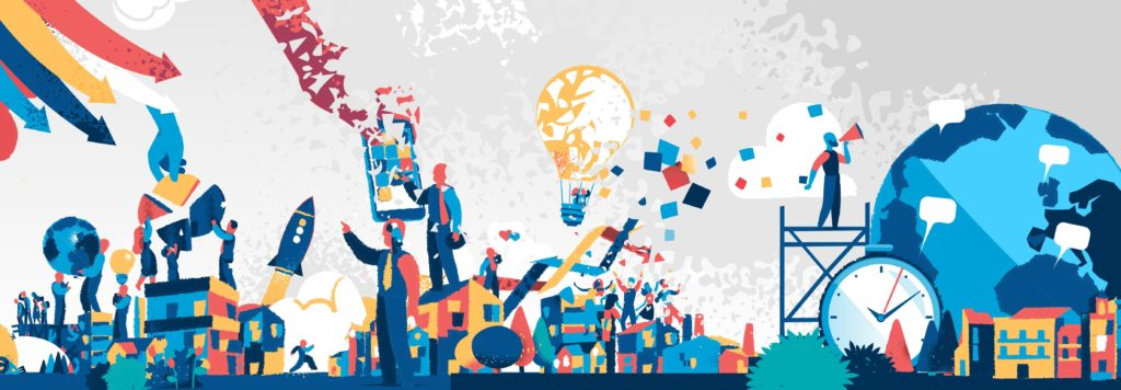 Cómo las empresas pueden conectarse con la economía digital global