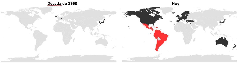 Oficinas de atracción de inversiones en el mundo