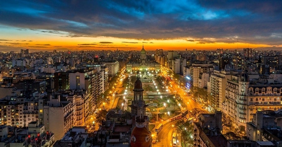 Argentina Is Becoming a Hub for Knowledge-Based Services