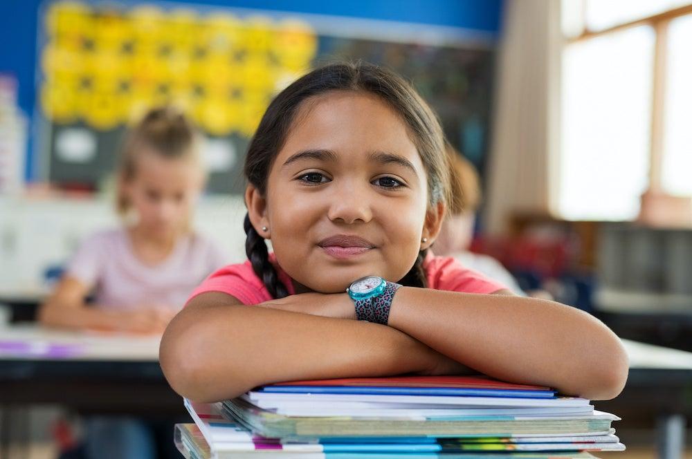 niños migrantes en escuelas