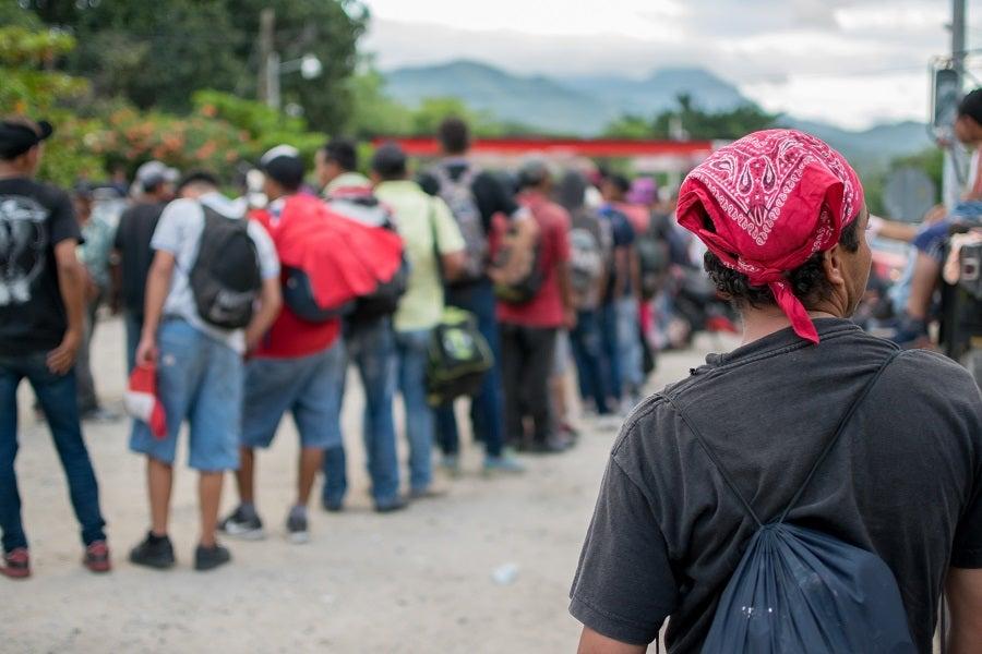 Monitoreo de redes sociales: prejuicios sobre migrantes durante la pandemia