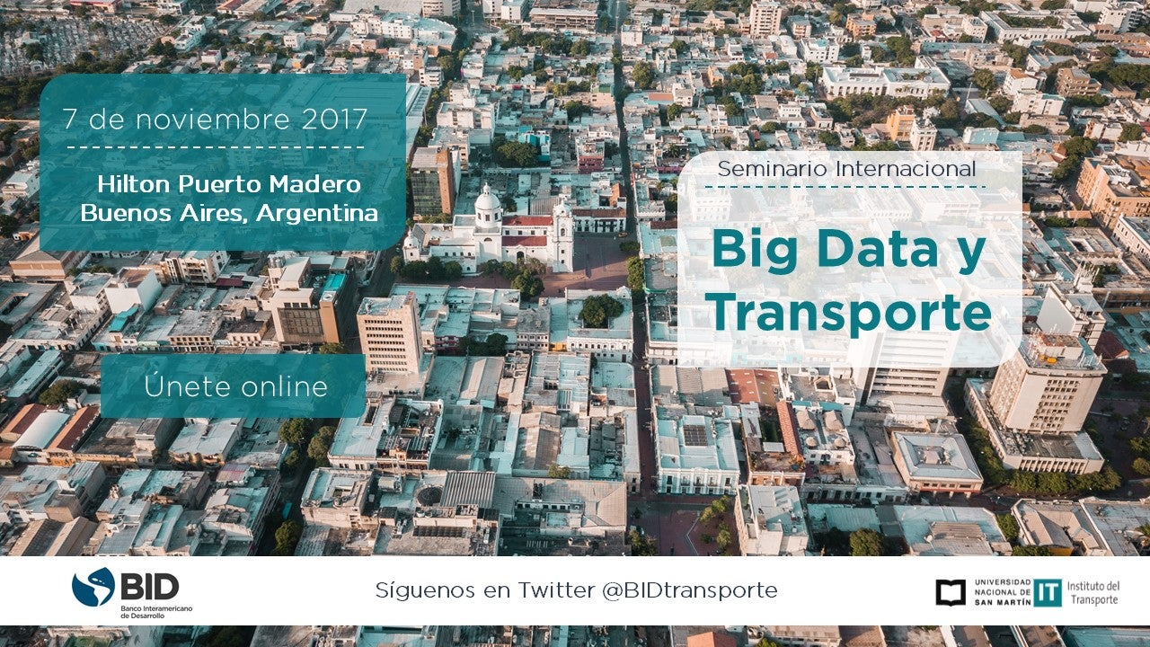 big data y movilidad