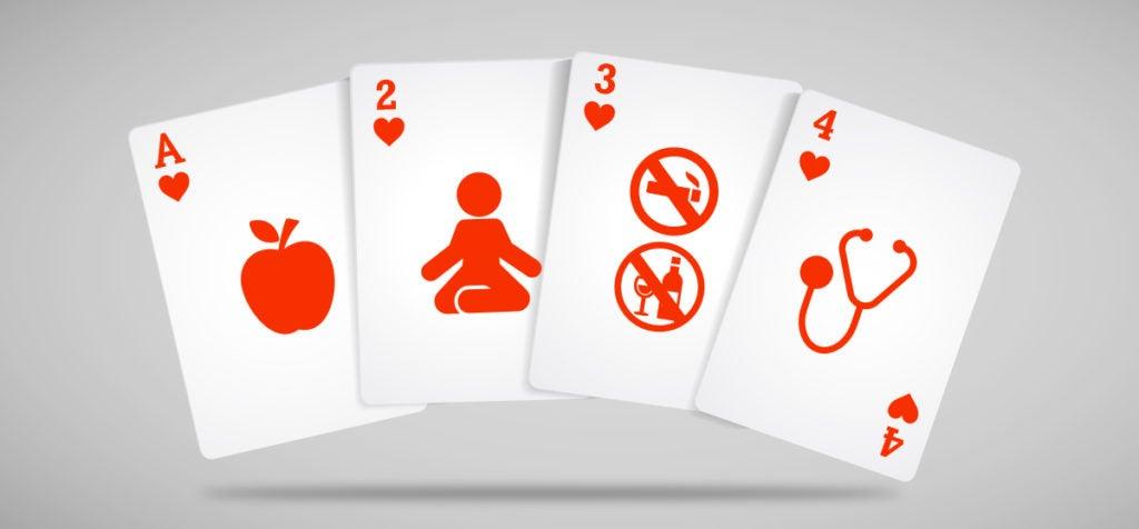 El corazón no es un juego, 4 principios para mantenerlo sano