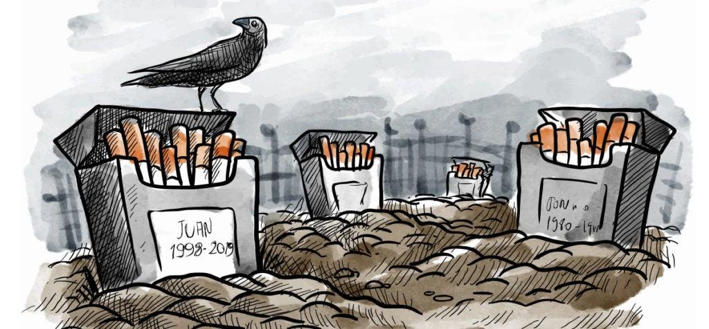 El efecto de las leyes anti-tabaco en América Latina