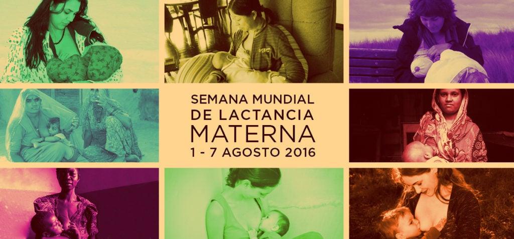 Lactancia materna, elemento clave para el desarrollo sostenible